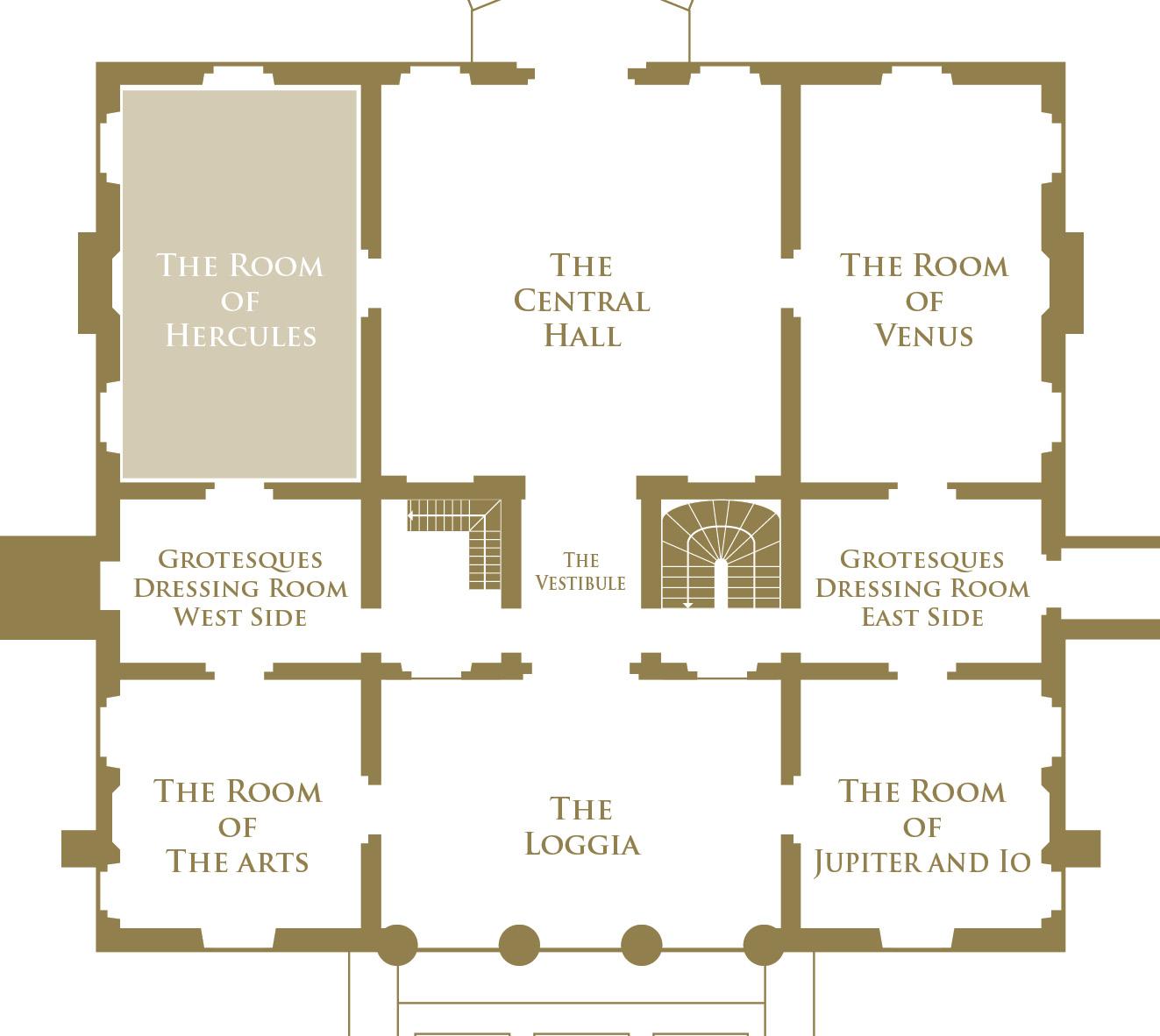 The Room of Hercules