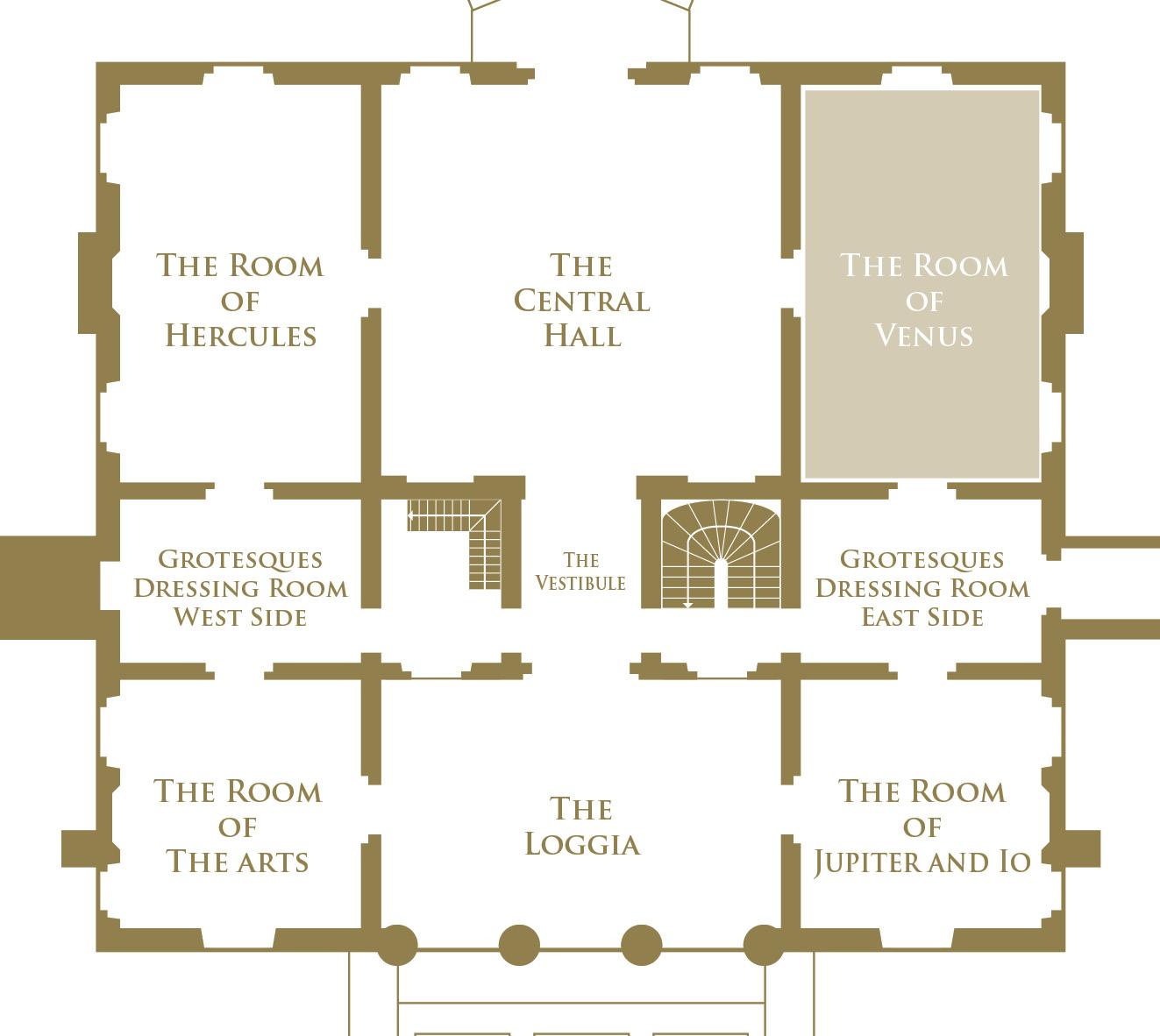 The Room of Venus
