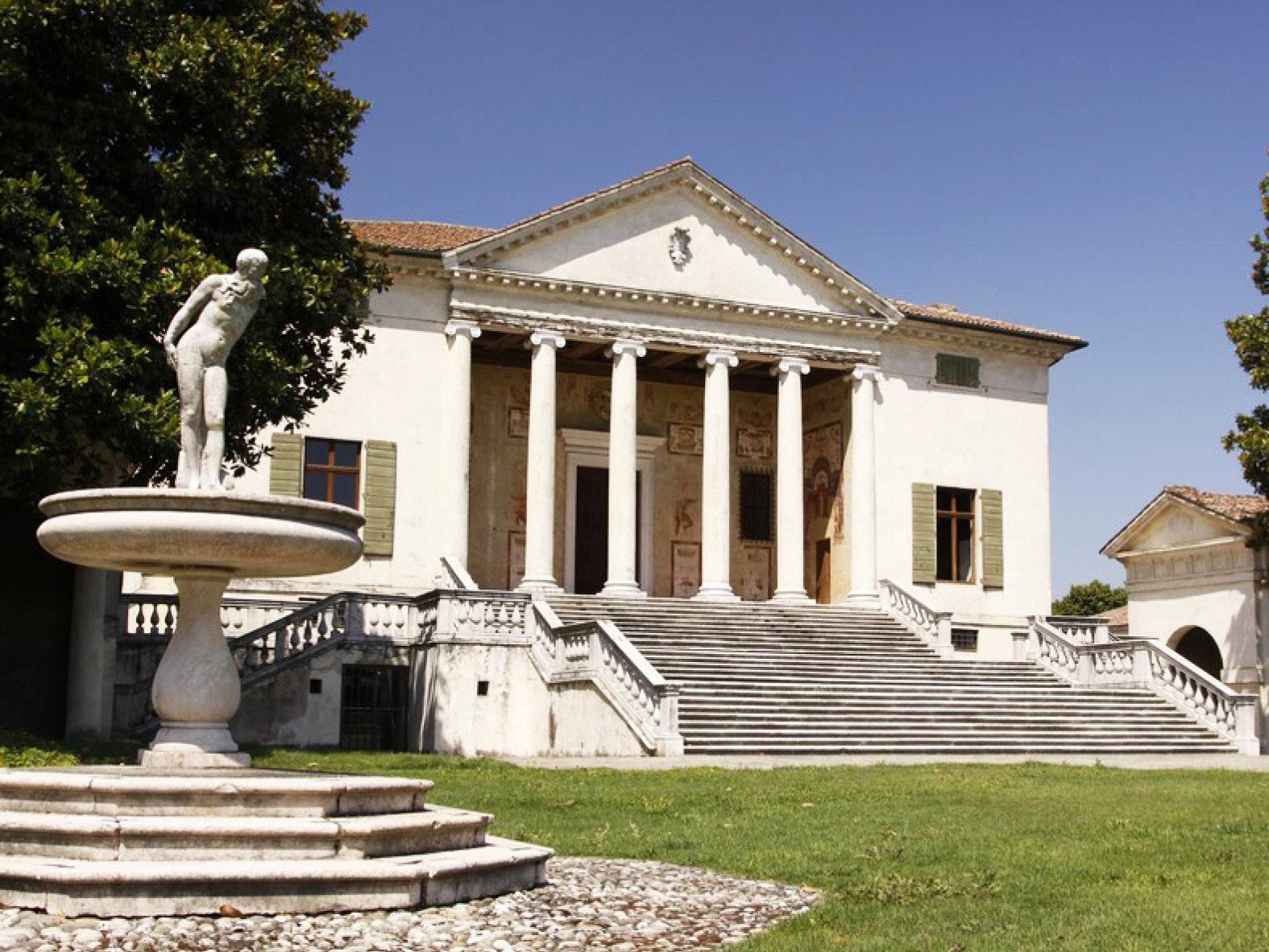 Villa Badoer in Fratta Polesine