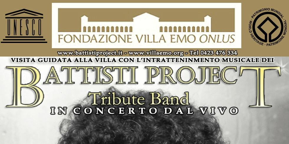 Battisti Project Tribute Band