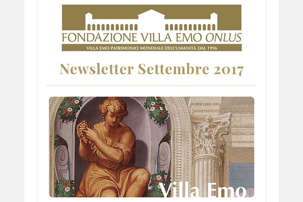 La nuova newsletter