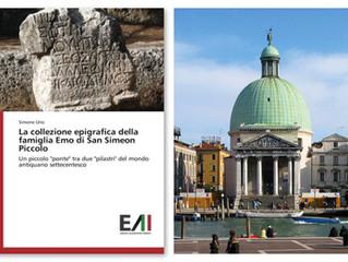 Pubblicato un volume sulla collezione epigrafica della famiglia Emo