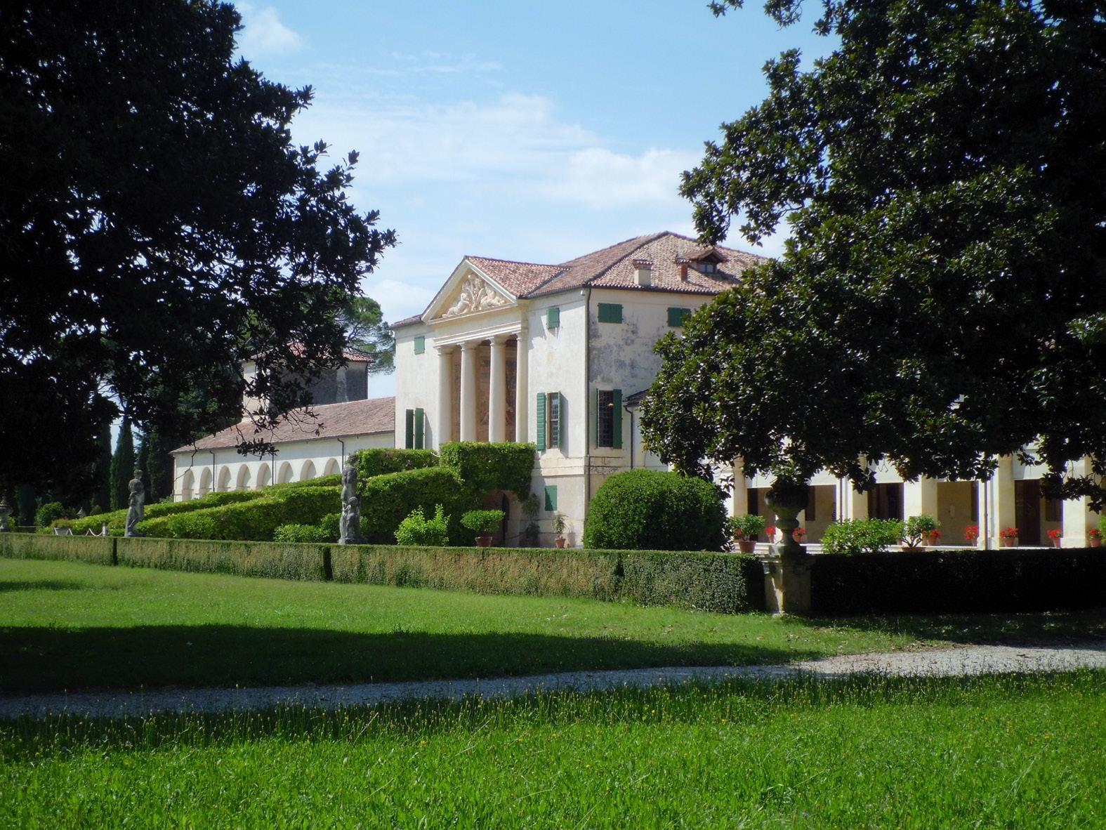Villa Emo in Fanzolo
