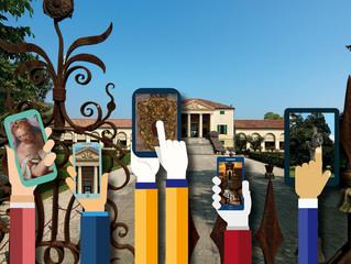Le Invasioni Digitali approdano a Villa Emo