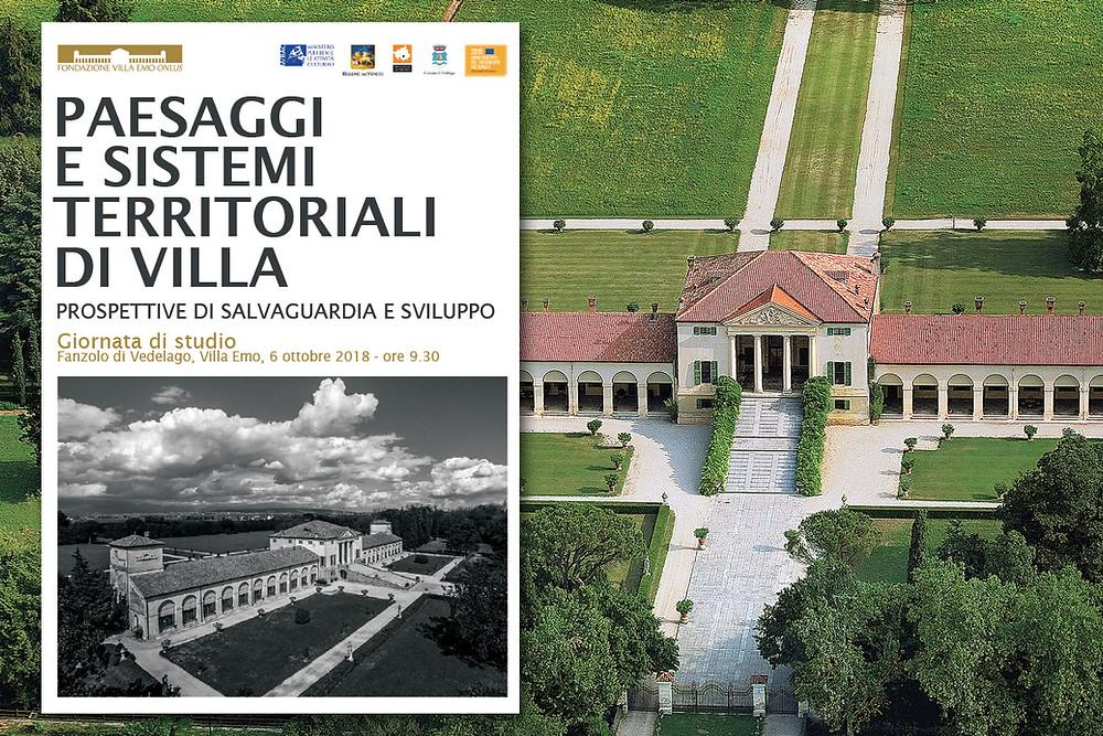 Paesaggi e sistemi territoriali di villa