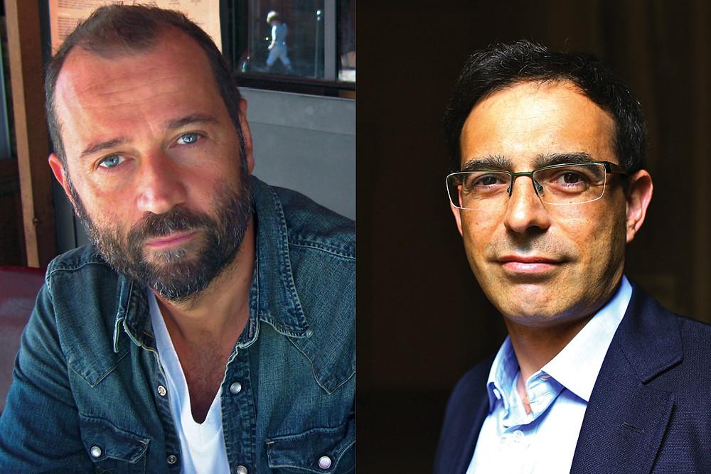 Fabio Volo e Vito Mancuso