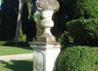 Le sculture del giardino di Villa Emo