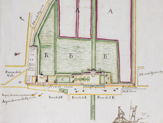 The 18th century layout