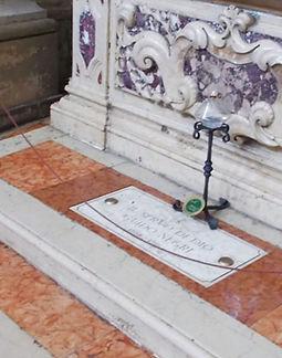 La tomba di Guido Negri
