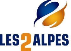 logo des 2alpes
