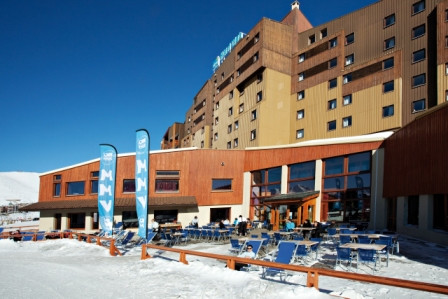 hotel-club les bergers