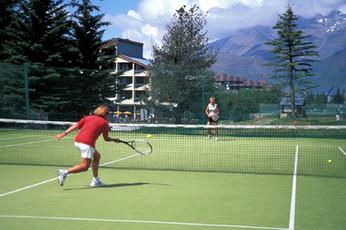 tennis Les 2 Alpes