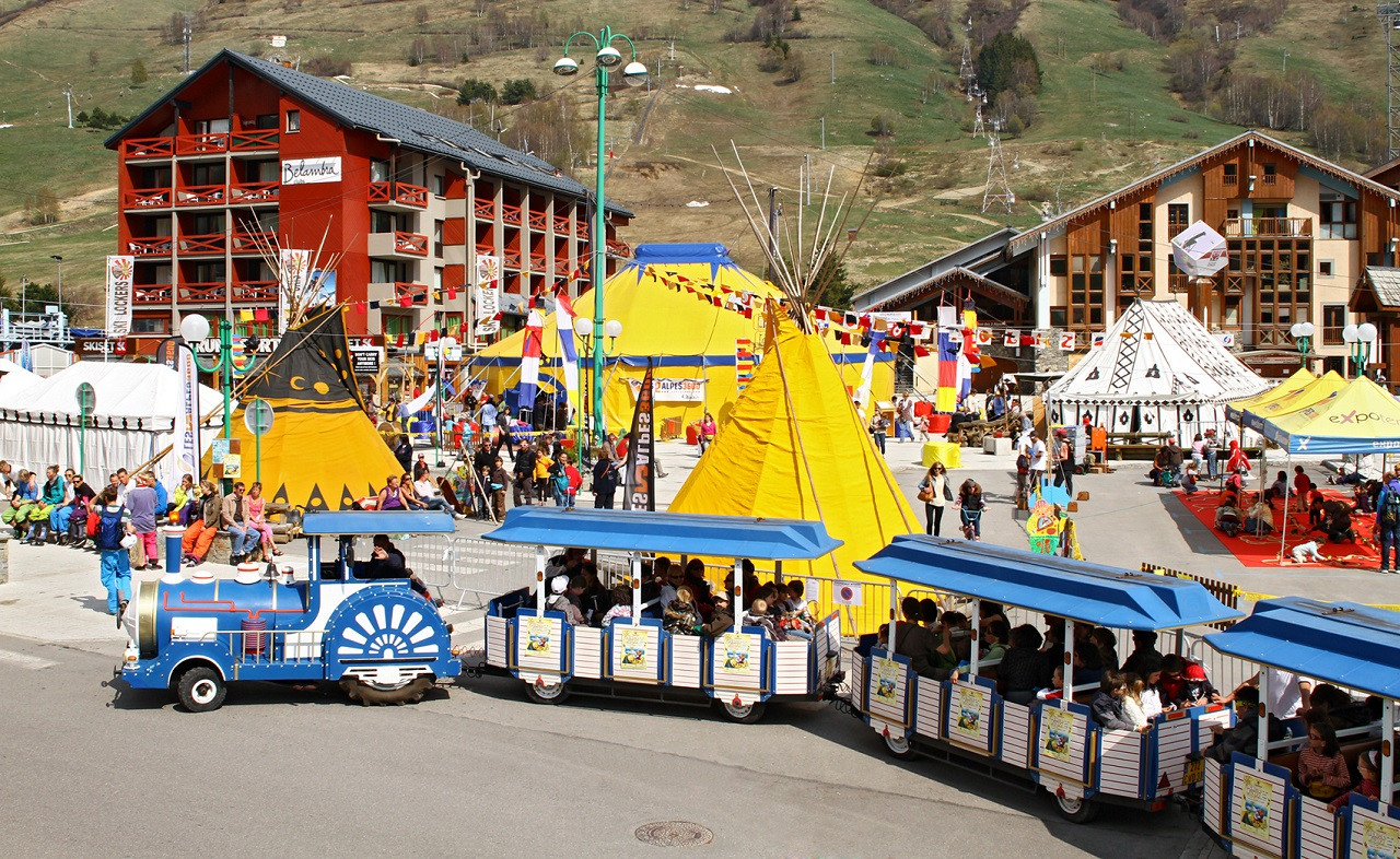 OT Les 2 Alpes - Bruno Longo