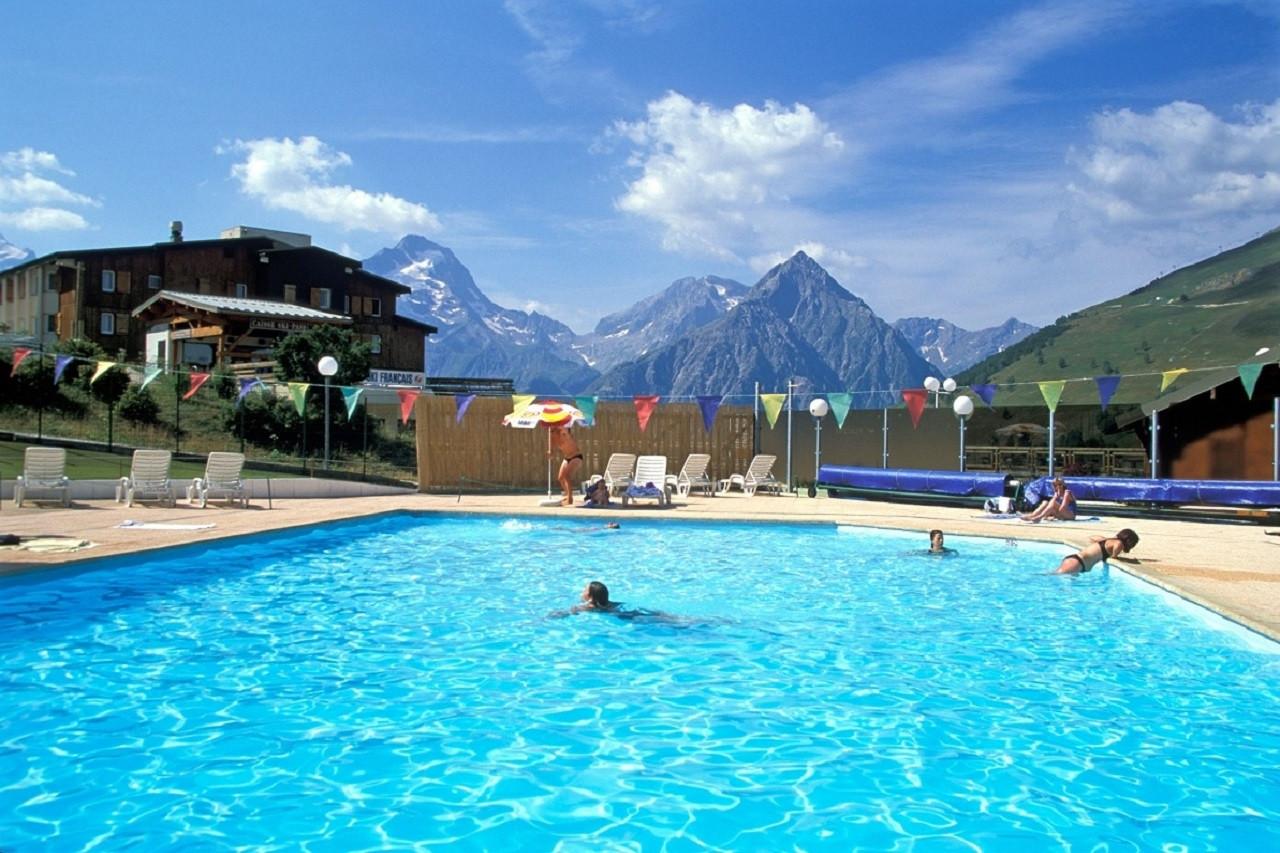 piscine plein air