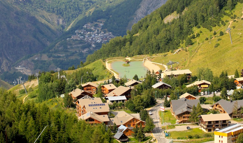 OT Les 2 Alpes - Monica Dalmasso