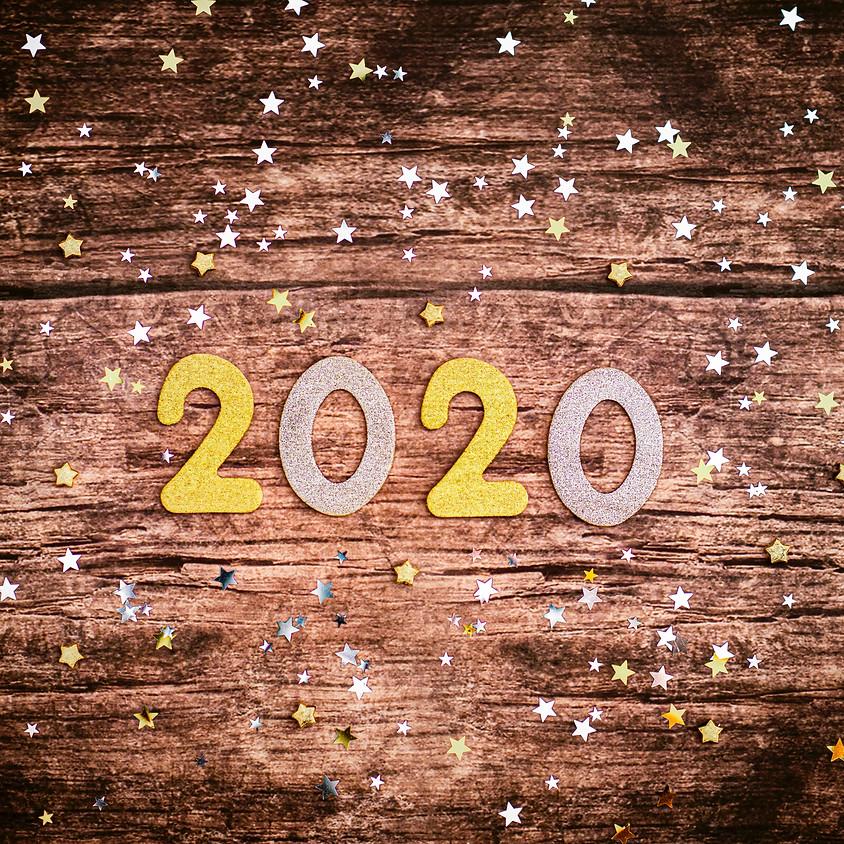2020 New Year Meetup