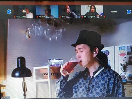 Online Beer Tasting