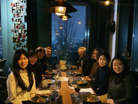 Meet-up EU alumni associations