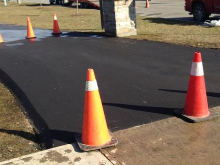 Pourquoi vous avez besoin d'un plan d'entretien de réparation d'asphalte pour votre entreprise.