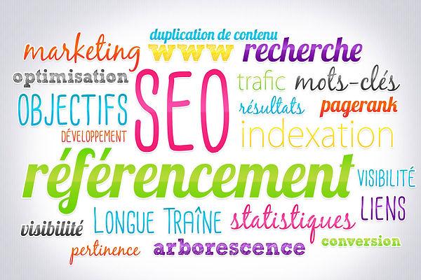 Conception de Sites Web Longueuil SEO Référencement