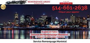 Remorquage Anjou Towing