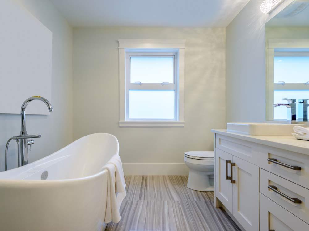 Rénovation de salle de bain Delson