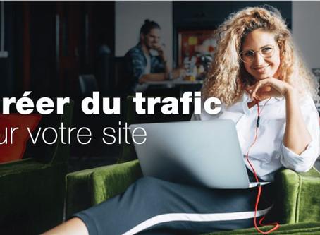 8 façons efficaces de générer du trafic sur votre site internet