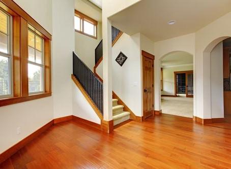 Finition de plancher de bois sans poussière est un chemin à parcourir!