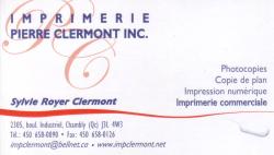 Imprimerie Clermont