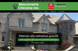 Maconnerie Chicoine Longueuil Rive-Sud