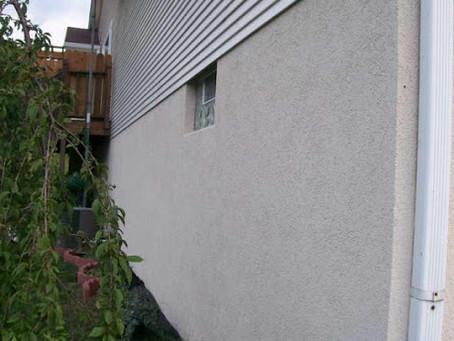 Quand devrait-on s'inquiéter lorsque une fissure de fondation apparait sur votre maison?