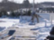 Déneigement de Toiture et déglaçage Saint-Hubert Brossard