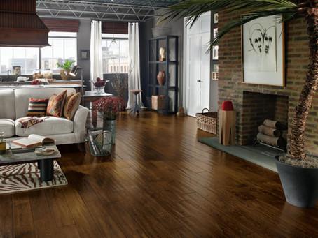 3 différents types de planchers de bois franc pour votre maison