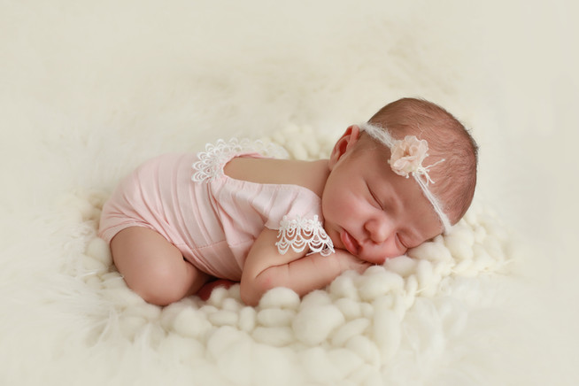 Progessional Newborn Photography