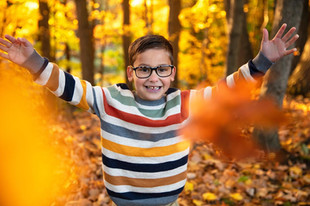 Fall photo session Wilber Park Oneonta