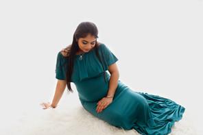 Studio Pregnancy Portraits