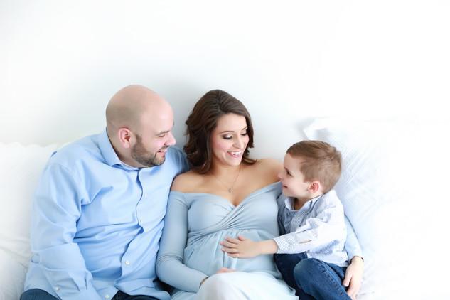 Family Pregnancy Photos
