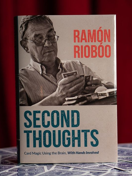 Second Thoughts - Ramón Riobóo