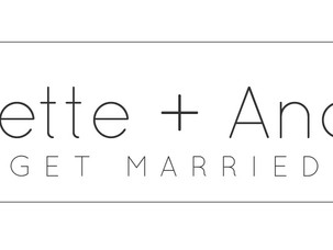 Colette + Andre Get Married