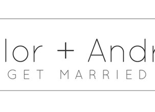 Taylor + Andrew Get Married