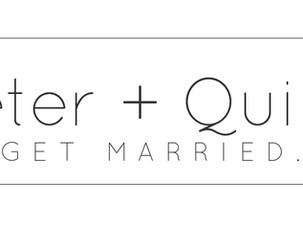 Peter + Quinn Get Married