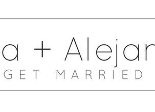 Anna + Alejandro Get Married