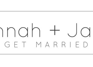 Hannah + Jacob Get Married