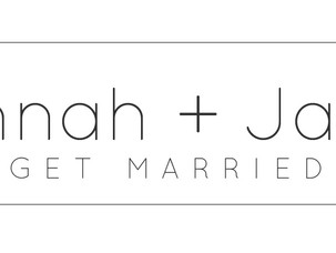 Hannah + Jacob Get Married