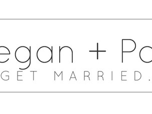 Megan + Paul Get Married