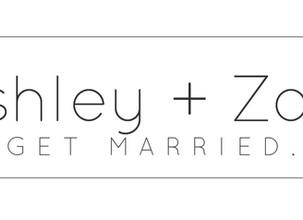 Ashley + Zach Get Married