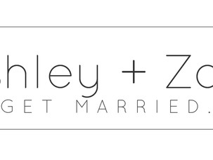Ashley + Zach Get Married