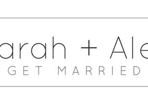 Sarah + Alex Get Married