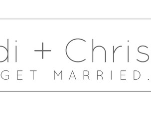 Heidi + Christian Get Married
