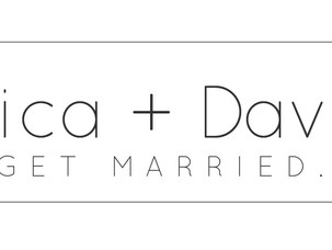 Erica + David Get Married
